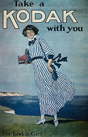 Publicidad de Kodak