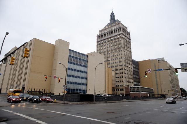 Casa central de Kodak, Rochester, Nueva York