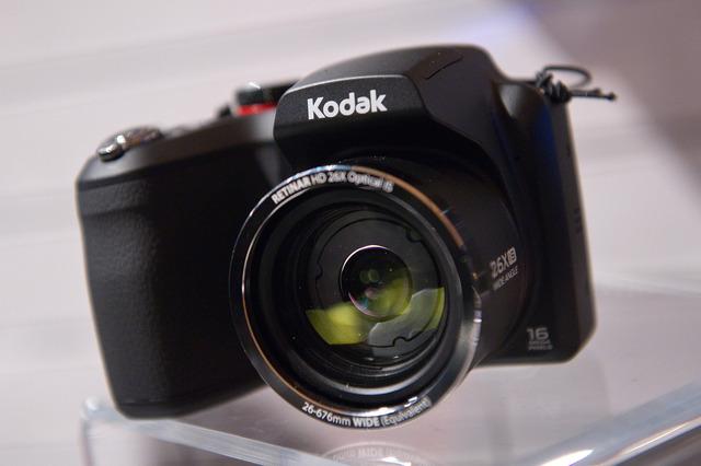Último modelo lanzado por Kodak en la feria Tech Las Vegas