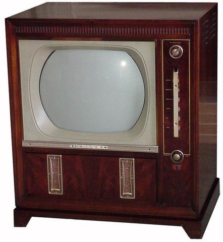Η πρώτη τηλεόαση