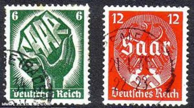 The Saar plebiscite