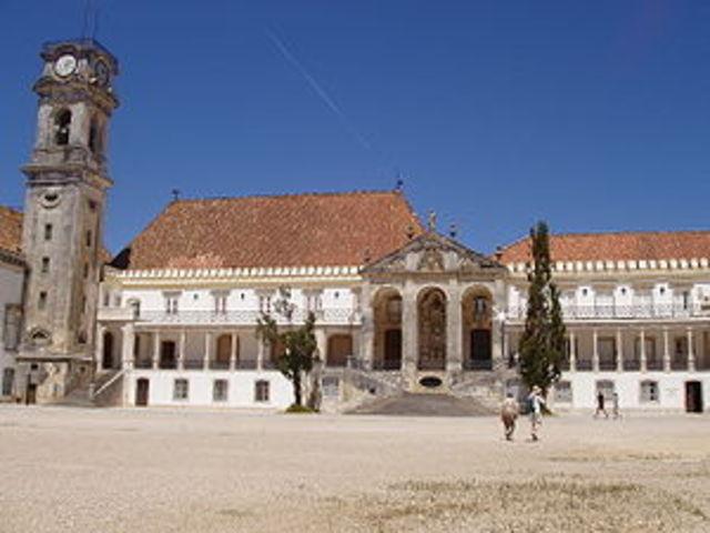 Ida para Coimbra