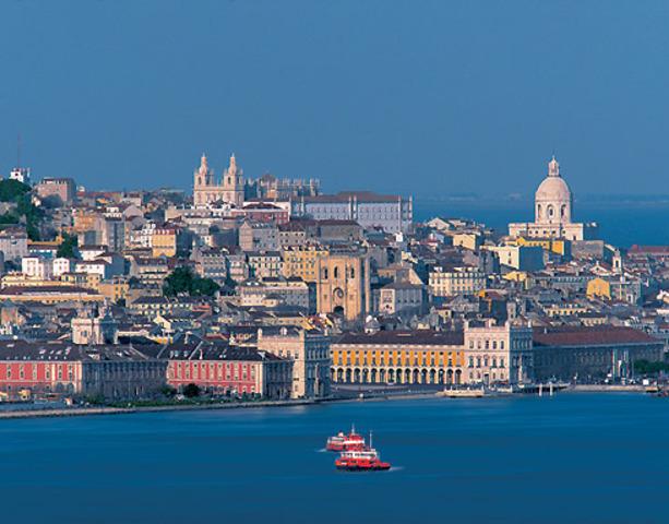 Ida para Lisboa