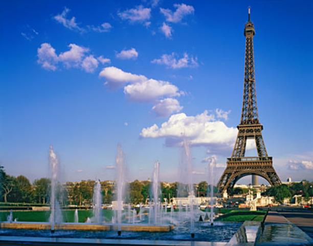 Ida a Paris