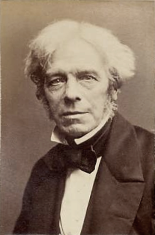 Γέννηση Michael FARADAY