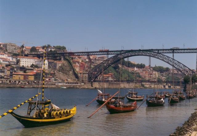 Ida para o Porto