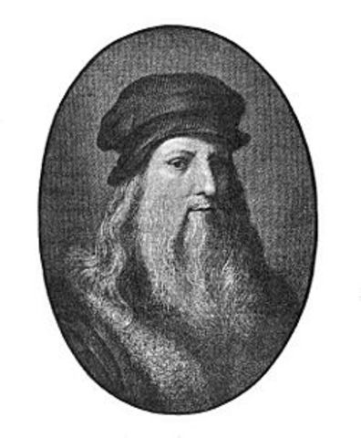 Θάνατος Leonardo da Vinci