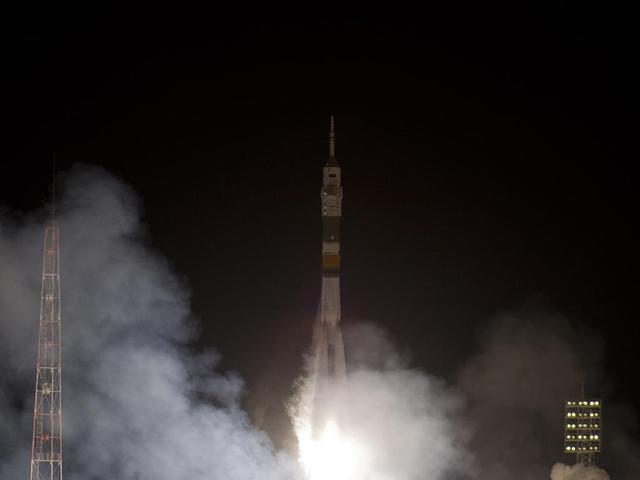 1ος πύραυλος