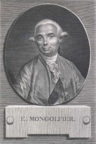 Γέννηση Ζακ-Ετιέν Μονγκολφιέ