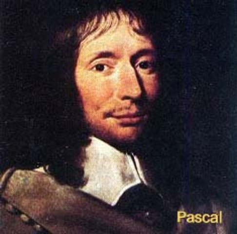 Ο θάνατος του Blaise Pascal