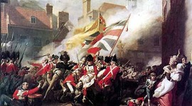 Understanding Colonial Unrest timeline