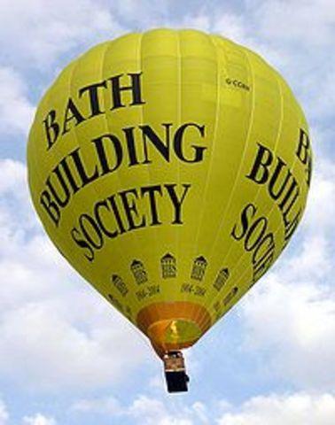 Πρώτη πτήση αερόστατου