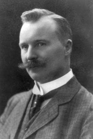 Βραβείο Νόμπελ Φυσικής στον Gustaf Dalén