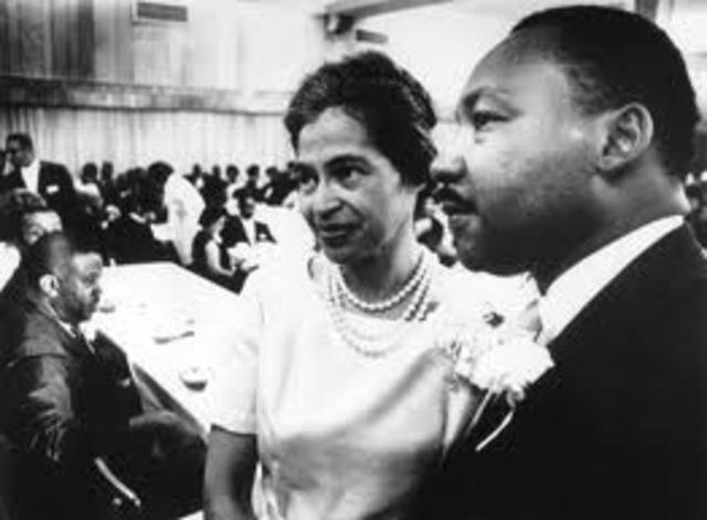 Martin Luther King Jr. Award.