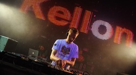 DJ Kellon event timeline