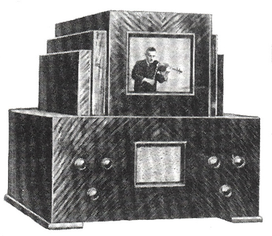 Electronic Television Picture