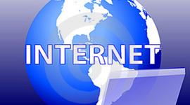 Internettets udvikling timeline