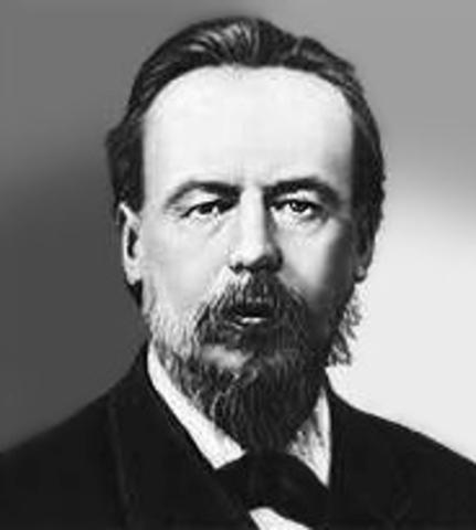Γέννηση του Αλέξανδρου Στεφάνοβιτς Ποπόφ