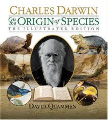 Publica The Origin of Species (El origen de las especies)