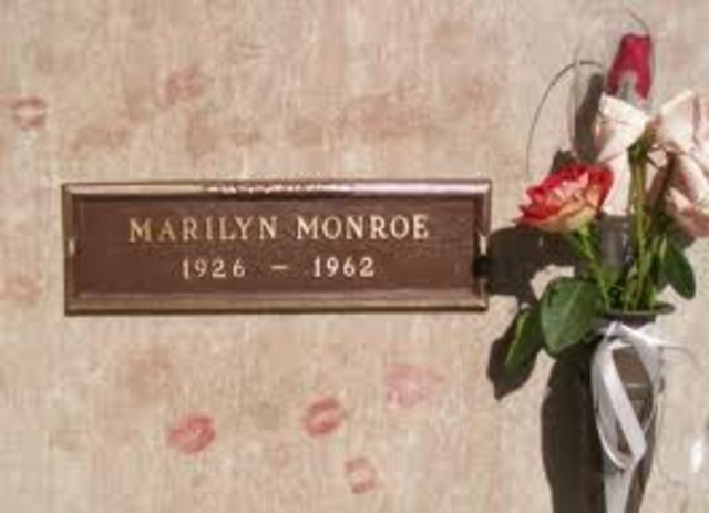 Mort de Marilyn Monroe