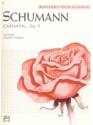 Schumann writes Carnaval, Op. 9
