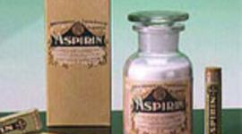Aspirin History timeline
