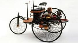 The History of Automobiles timeline