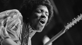 The Life of Jimi Hendrix timeline