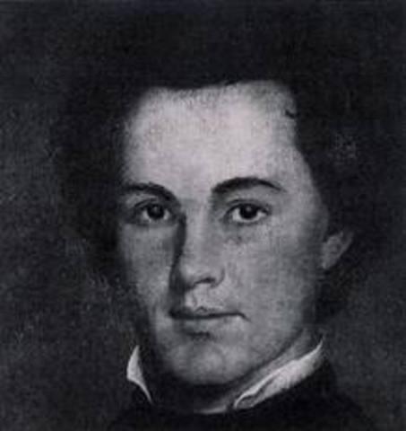 Baron De Bastrop James Board timeline of Texas Revolution