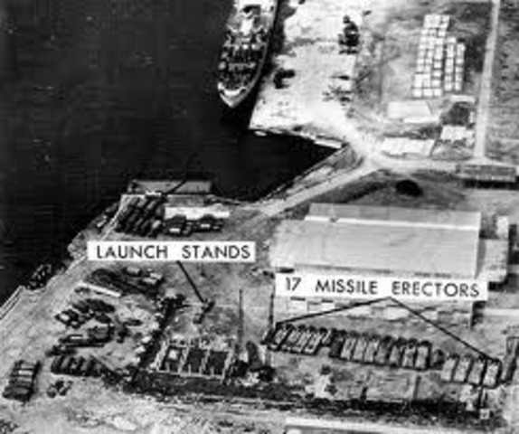 the cuba missile installations crisis And other soviet military installations in cuba during the crisis another task concerned the acquisition of cuban open-source materials one of.