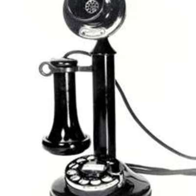 Telephones timeline