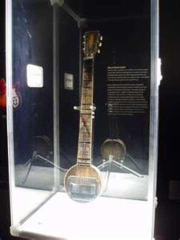 frist guitar