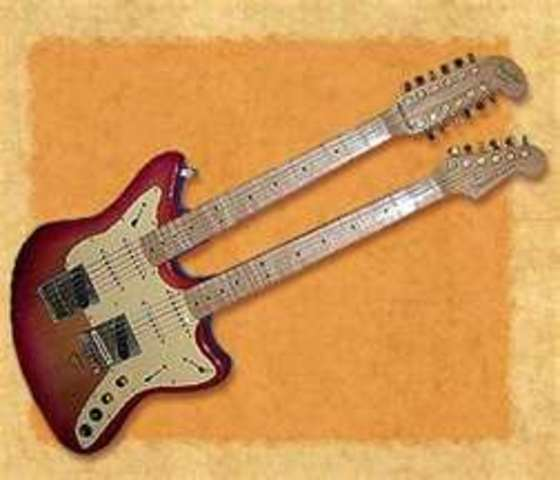 the late 70`s guitar