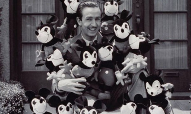Death of Walt Disney