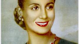 Eva Duarte Peron timeline
