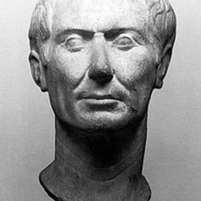 The Life of Gaius Julius Caesar timeline