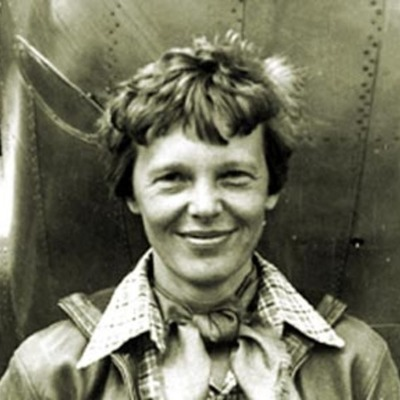 Amelia Earhart (Anna Swift) timeline