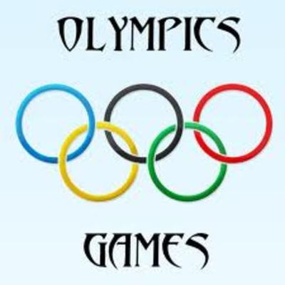 The Olympic Games timeline