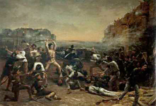 The Events Leading Up To The Texas Revolution Timeline