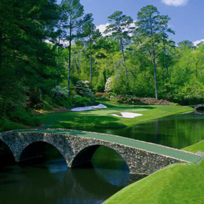 The Masters timeline