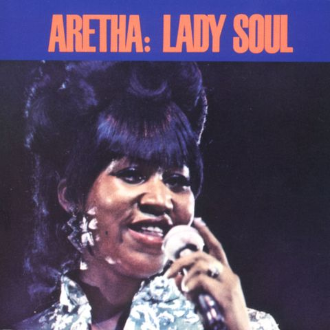 """Aretha Franklin Releases """"Lady Soul"""""""