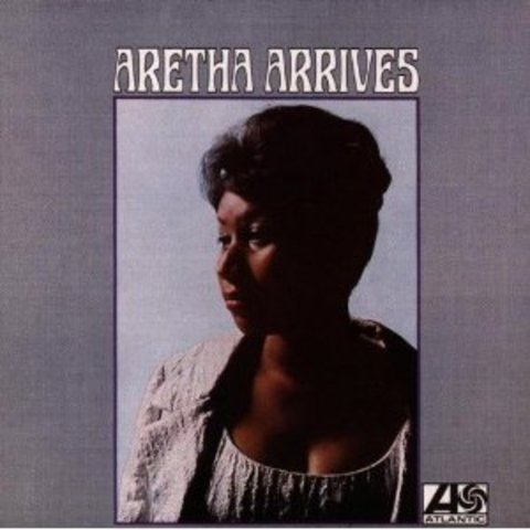 """Aretha Franklin Releases """"Aretha Arrives"""""""
