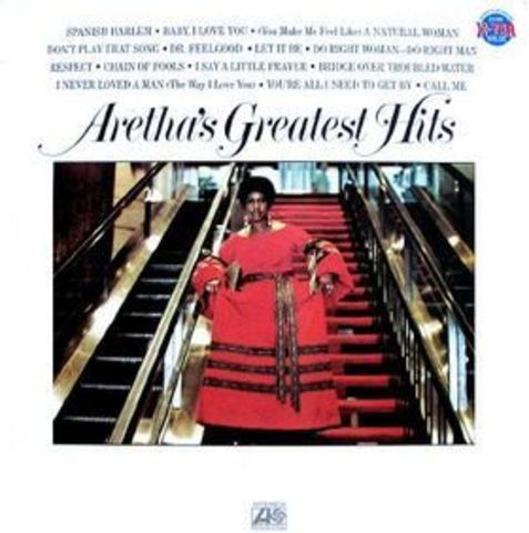 """Aretha Franklin Releases """"Aretha's Greatest Hits"""""""