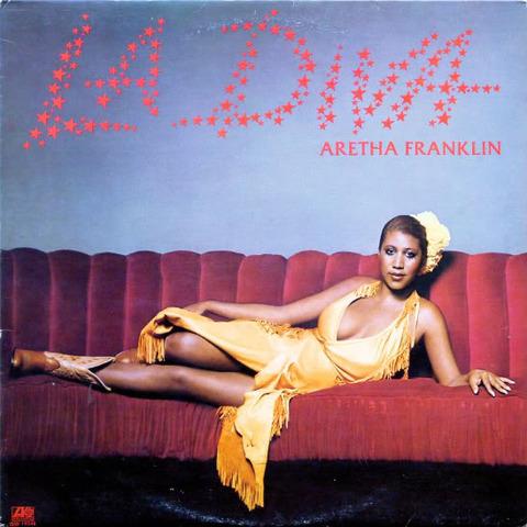 """Aretha Franklin Releases """"La Diva"""""""