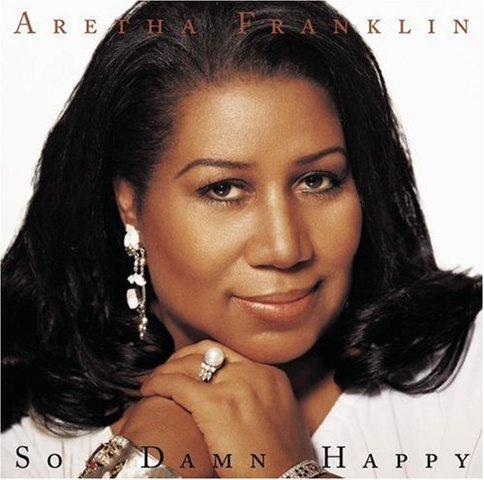 "Aretha Franklin Releases ""So Damn Happy"""