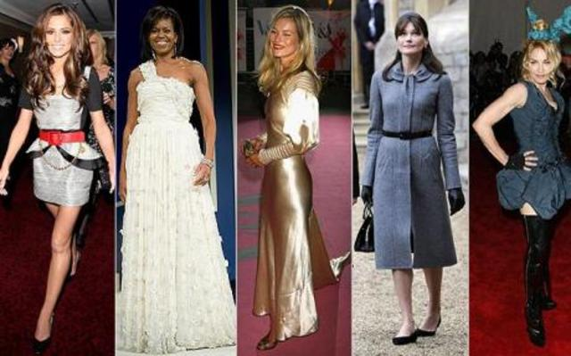 fashion through the years timeline timetoast timelines