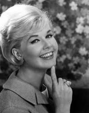 Doris Day enters the public spotlight with the films My Dream Is Yours