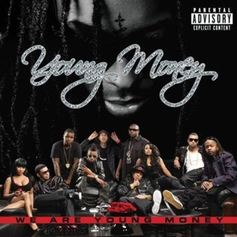 Singed With Lil' Wayne's Young Money Entertainment Record