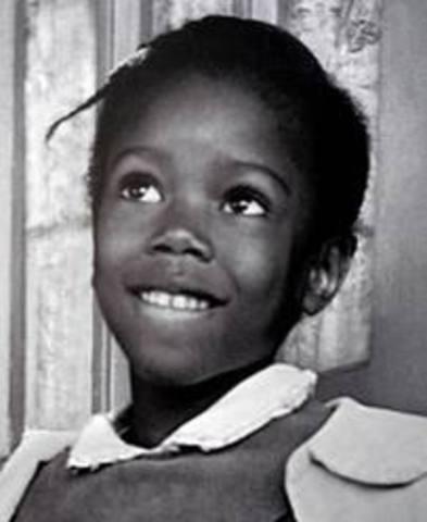 4 5 Ruby Bridges Timeline Timetoast Timelines