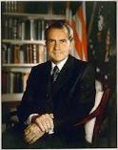 Richard Nixon back again
